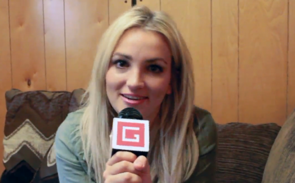 Video Interview Jamie Lynn Spears Begins Quot The Journey Quot To