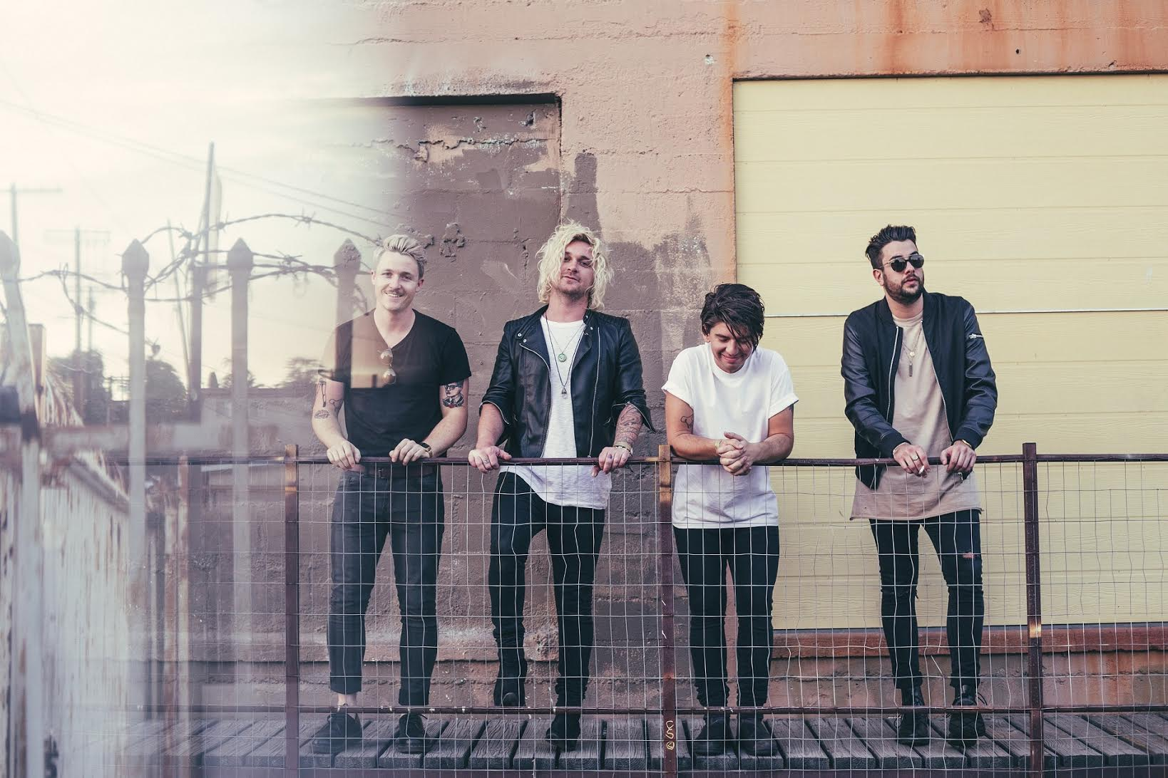 Aussie alt-rock band The Griswolds talk new LP 'High Times for Low Lives'