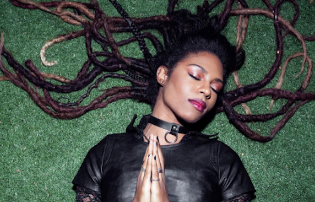 LA based Def Jam songstress Troi Irons talks debut EP 'Turbulence'