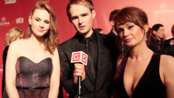 The Rua shine on Grammy's MusiCares red carpet talk latest album 'Essence'