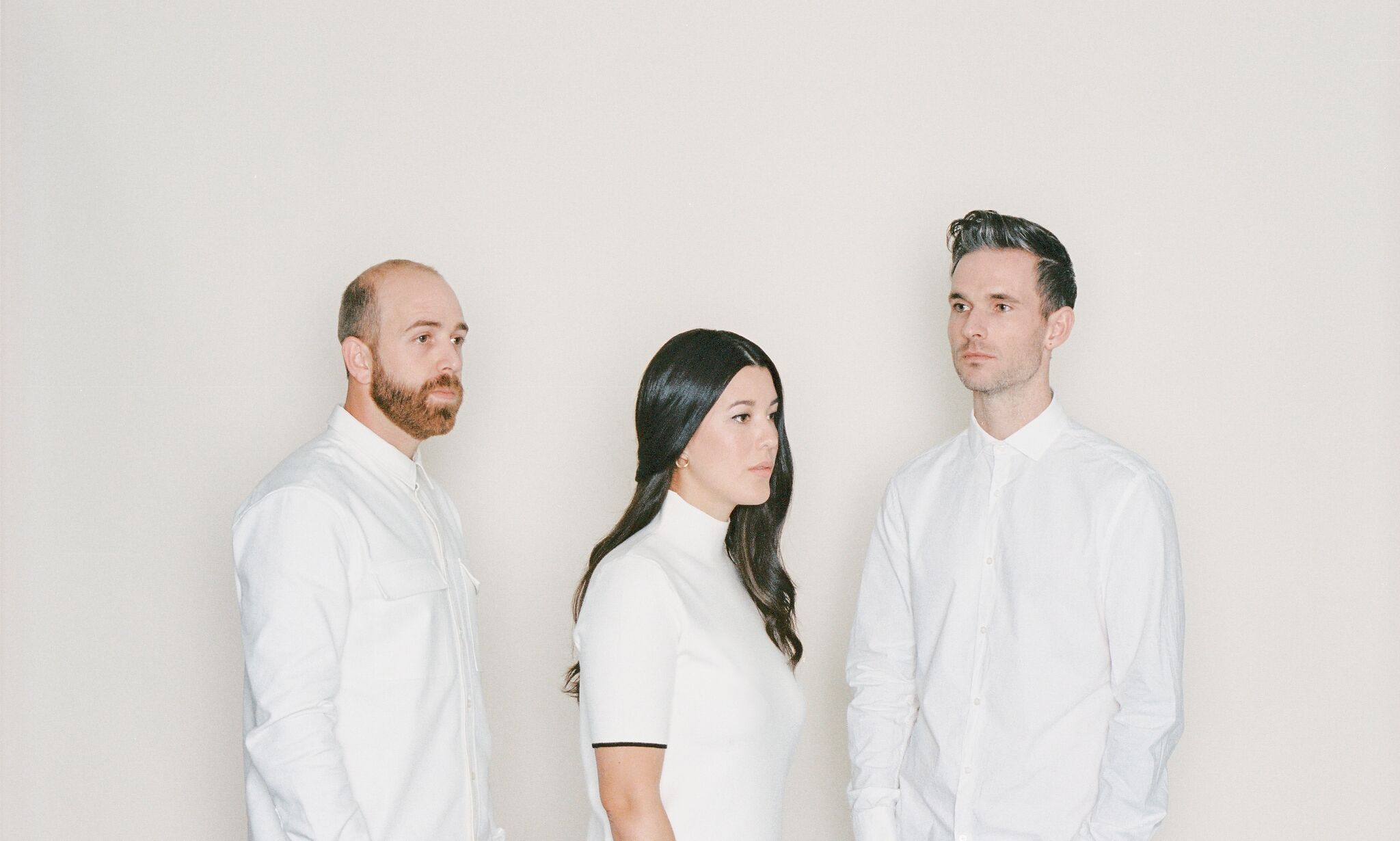 Vancouver trio Said The Whale talk forthcoming LP 'As Long As Your Eyes Are Wide'
