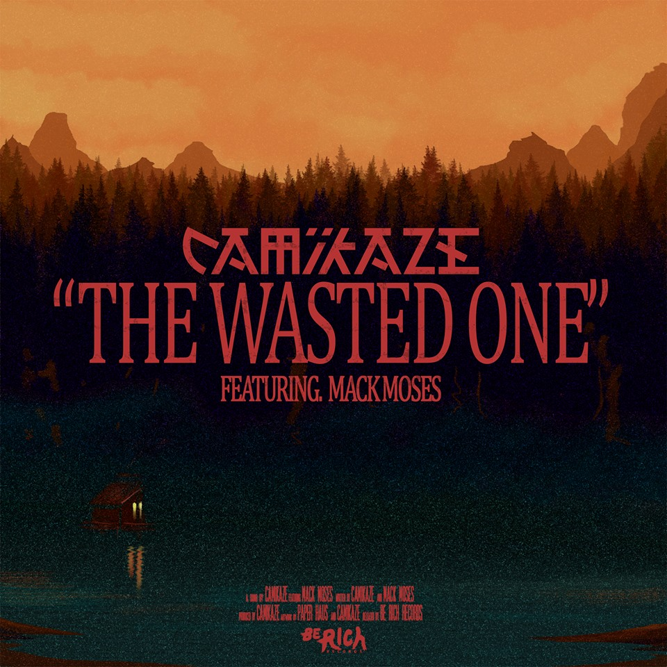 "Australia: Camikaze – ""The Wasted One"" feat. Mack Moses"