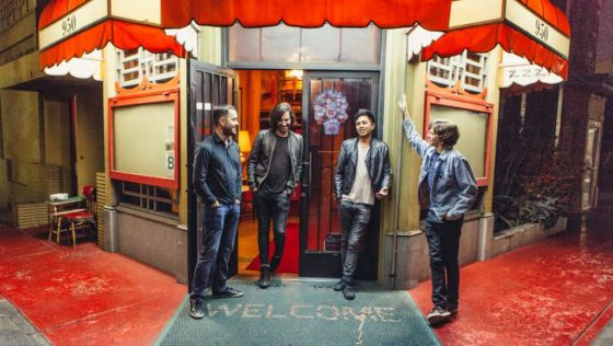 """PREMIERE: Punch Punch Kick – """"When You Hang Around"""""""