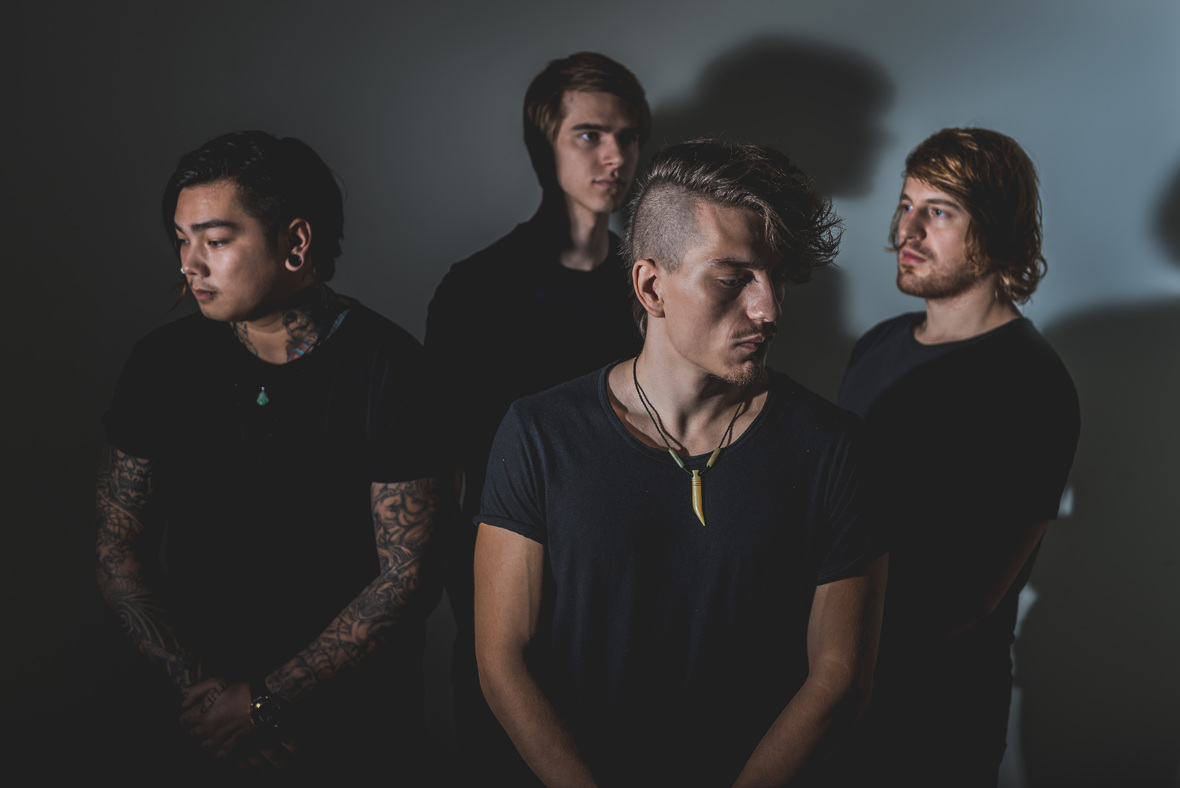 "Vancouver alt-rockers HAWKING premiere live studio session for new single ""Catalyst"""