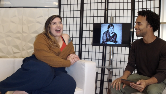 Mary Lambert stops by the GS Studio, talks 'Bold' EP, new book deal and more!