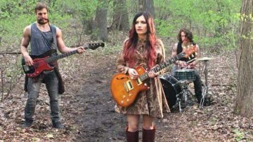 """NEW YORK: Raina Bee & The Hive Share New Video For """"Queen of the South"""""""